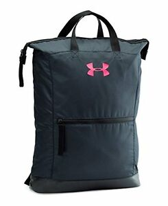 Under Armour Womens Multi-Tasker Backpack Anthracite 016 One Size