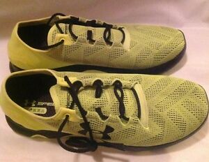 UNDER ARMOUR 1252287 731 SPEEDFORM APOLLO VENT SZ 12 $100 AWESOME RUNNING SHOES