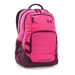 Under Armour Unisex Storm Camden II Backpack Rebel PinkOx Blood One Size New
