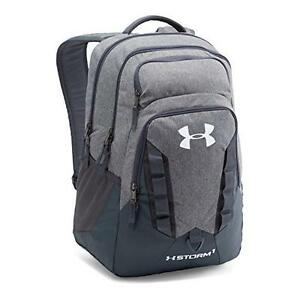 Under Armour Storm Recruit Backpack GraphiteGraphite One Size New