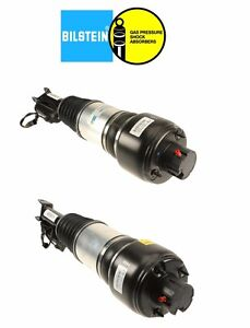 Set of 2 Front For Mercedes Benz E63 AMG W211 W219 Shock Absorbers Bilstein
