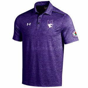 Under Armour Northwestern Wildcats Polo - NCAA