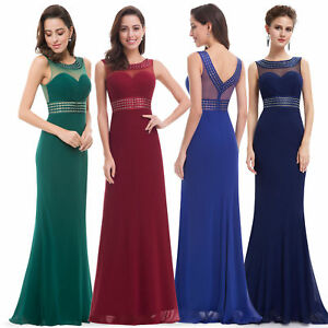 Ever Pretty Women Elegant Formal Dresses Long Evening Cocktail Party Dress 08734