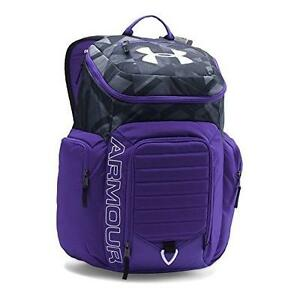 Under Armour Storm Undeniable II Backpack Black (004) One Size New