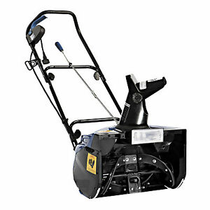 Snow Joe Ultra 18 Inch 13.5 Amp Electric Snow Thrower with 4 Blade Auger