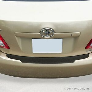 2007-11 fits Toyota Camry 1pc Rear Bumper Applique Scratch Guard Protector Cover