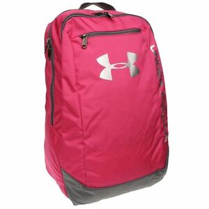 Under Armour Unisex Hustle Back Pack Travel Luggage Everyday Casual Bag