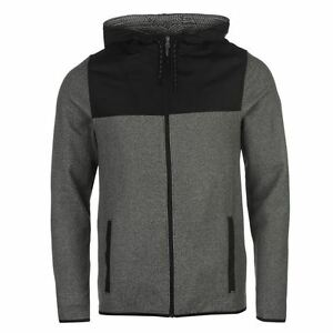 Under Armour Mens ColdGear Infrared Full Zip Hoody Lightweight Block Coloured