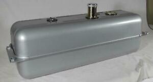 Tanks Inc. Universal Coated Steel Gas Tank With Billet Cap & Neck 39DP-UA