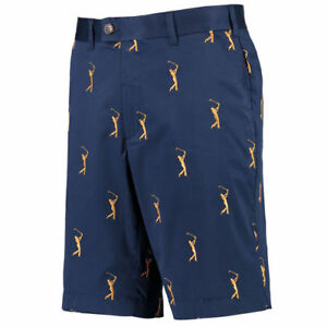 Loudmouth THE PLAYERS Shorts - Navy - Golf