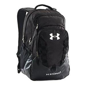 Under Armour Storm Recruit Backpack BlackSteel One Size New
