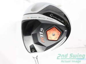 TaylorMade R11s TP Driver 10.5* Matrix Ozik 7M3 Black Tie Graph Stiff Left 45 in