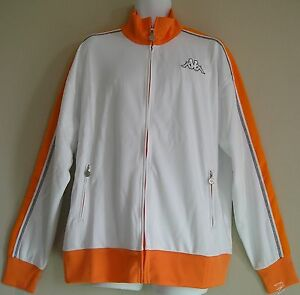 LIMITED EDITION~Kappa POLY JACKET HOLLAND Coat Arm Track sweat shirt Top~