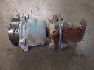 VOLVO PENTA TAMD 72 7374P-A BOSCH INJECTION PUMP COUPLER ASSEMBLY