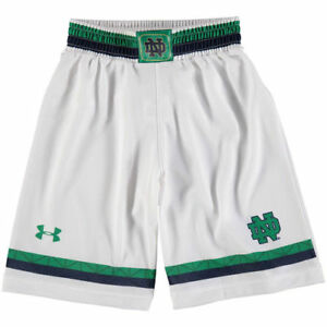 Notre Dame Fighting Irish Under Armour Youth Replica Lacrosse Shorts - NCAA