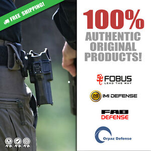 Concealed Glock Holsters (All Models) - Fobus FAB Defense IMI Defense Orpaz