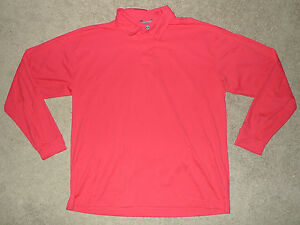 Mens XXL 2XL Extra Large Nike Golf Dri-Fit Pullover Light Jacket Sweater Shirt