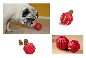 Stuff a Ball Interactive Dog Toy Fill with Treats Keep Dogs Busy