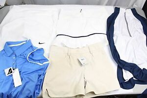 Lot of 52 Womens Golf Shirts Shorts Skorts Nike Puma EP Pro Polo MSRP $2080