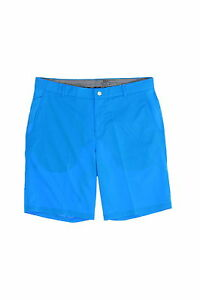 Nike Golf Light Blue Flat Front Walking Shorts