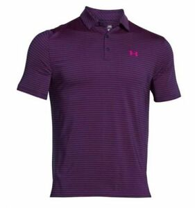 New With Tags Mens Under Armour Muscle Golf Polo Shirt Wholesale Lot of 15 Polos