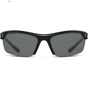 Under Armour Zone 2.0 Storm Polarized Shiny BlackGrey 8630050-000008