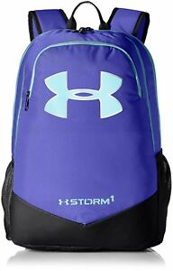 Under Armour Boys Storm Scrimmage Backpack Constellation PurpleBlack One Size