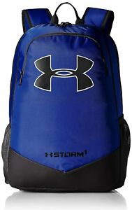 Under Armour Boys Storm Scrimmage Backpack RoyalBlack One Size