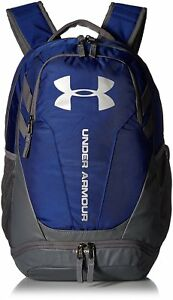 Under Armour Hustle 3.0 Backpack RoyalGraphite One Size