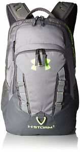 Under Armour Storm Recruit Backpack SteelGraphite One Size