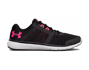 Under Armour Women's 3019879 UA Fuse FST Sleek lightweight Micro G Running Shoes