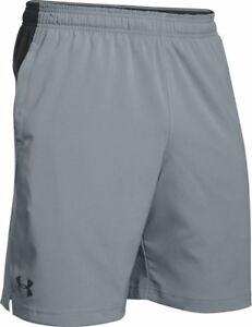 Under Armour Mens Hiit Shorts Steel 035 XX-Large