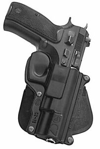 Fobus Roto Holster Paddle Fits Cz-75 - CZ75RP