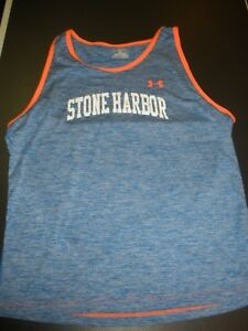 Under Armour 2XL loose tank top Stone Harbor MINT