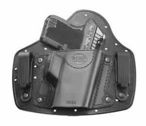 Fobus Universal Small-Size Inside the Waist Band Holster, Black, Small IWBS