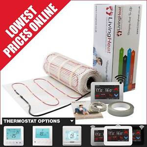 Electric Underfloor Heating Under Tile Heating Mats 150w/m2 ALL SIZES AVAILABLE