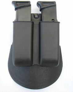 Fobus Double Mag Pouch Single Stack .22 cal 6922P Pistol Magazine Pouch