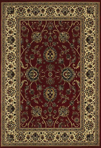 2x8 Runner Sphinx Persian Red Oriental 130/8 Area Rug - Approx 2' 3'' x 7' 9''