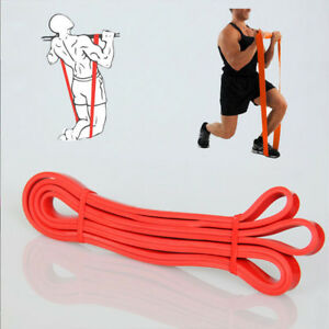 Muscle CFR Pull Up Assist Band Resistance Band Body Stretch Powerlifting Strap