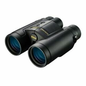 Nikon LaserForce 10x42mm Rangefinder Binocular Black 16212