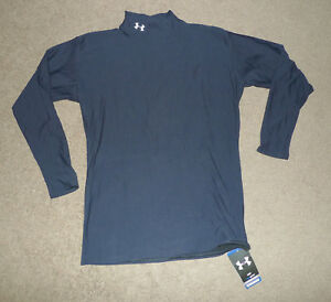 NWT New Mens XXL Extra Large Under Armour UA Pullover Base Layer Sweater Shirt
