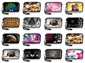 Hand Carry Pattern Case Bag Cover Pouch for Sony CyberShot DSC WX Digital Camera