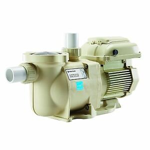 Pentair Superflo 1.5 HP 115208-230 Volt Variable Speed VS Pool Pump  342001