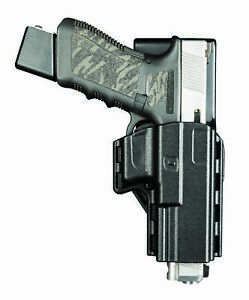 Uncle Mike's Competition Reflex HolsterSize 21BlackRight Hand 74217