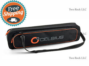 Celsius Ice Fishing ROD CASE Holds up to 30quot; poles or tip ups Storage Locker
