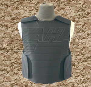 Concealed Israeli Bullet Proof Body Armor Vest NIJ level IIIA 3A ROBO $350.00