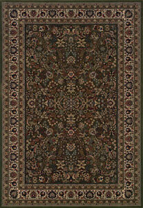 2x10 Runner Sphinx Persian Green Oriental 213G Area Rug -Approx 2' 7'' x 9' 4''
