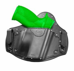 Fobus Universal Surface Retention IWB Holster for LARGE Size Pistols IWBL