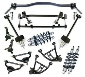 RideTech 11260201 68-74 Nova Coil Over System 4-Link Control Arm Kit Sway Bar