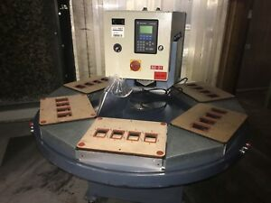 Used STARVIEW MODEL ERB1418 6 STATION AUTOMATIC BLISTER SEALER 14x18 $14000.00
